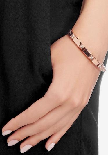Swarovski Bracelet 'Tactic' in Gold / White, Item view