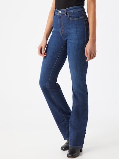 Džinsai 'OMBRA' iš Weekend Max Mara , spalva - tamsiai (džinso) mėlyna, Modelio vaizdas