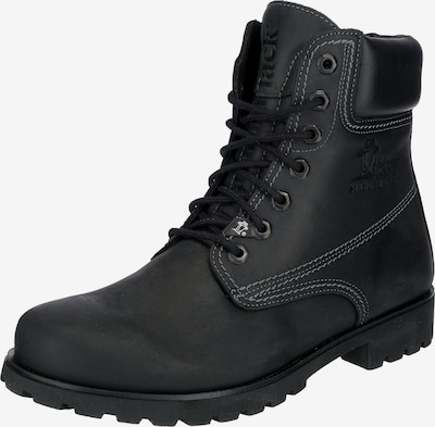 PANAMA JACK Lace-up boots in black, Item view