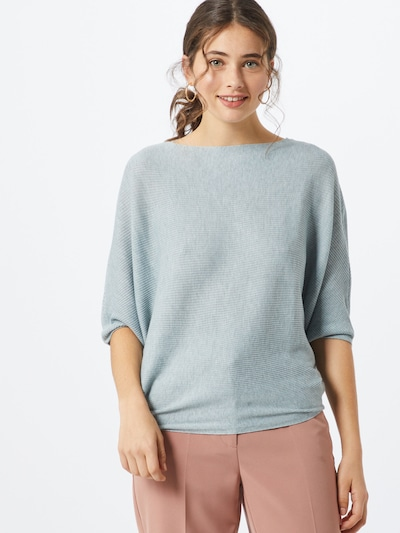 JACQUELINE de YONG Pullover 'NEW BEHAVE' in blau, Modelansicht