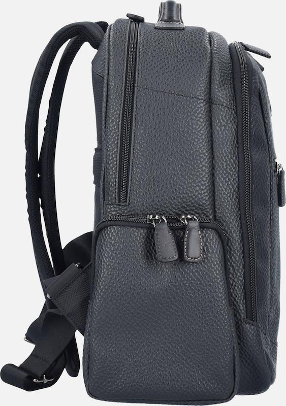 Brics Magellano Backpack 40 Cm Compartment
