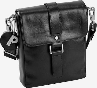Picard Buddy Umhängetasche Leder 18 cm in schwarz, Produktansicht