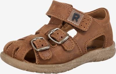 RICHTER Sandale in braun, Produktansicht