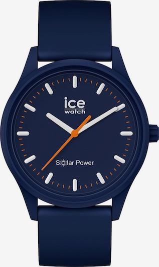 ICE WATCH ice-watch Solaruhr »ICE solar power, 017766« in dunkelblau, Produktansicht