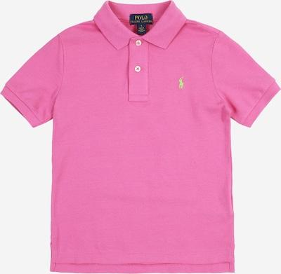 POLO RALPH LAUREN Shirt 'SS KC' in rosa, Produktansicht