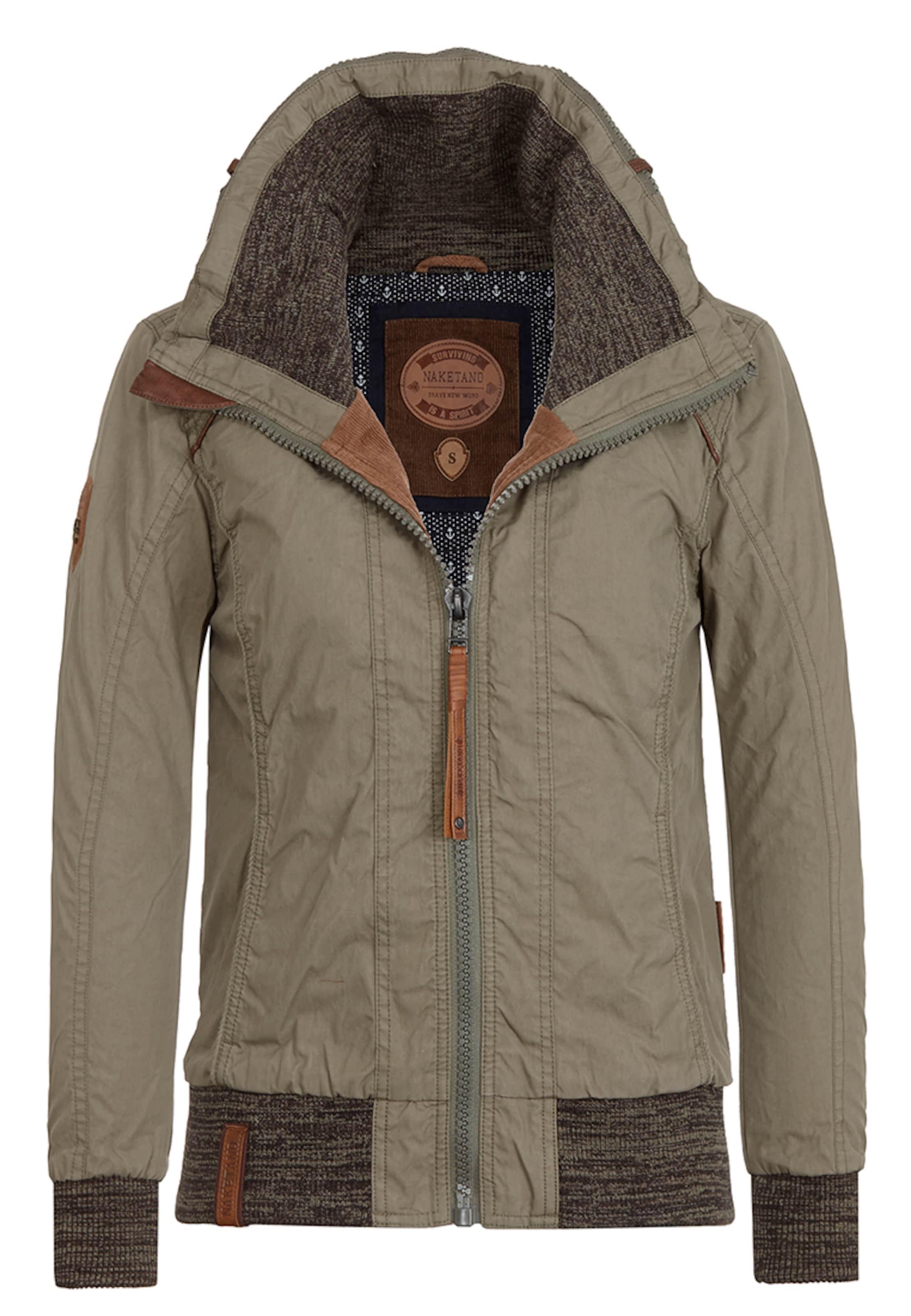 naketano Female Jacket Du muss straff sein Verkauf Günstiger Preis Verkauf Wahl ZXf0cIIcQC