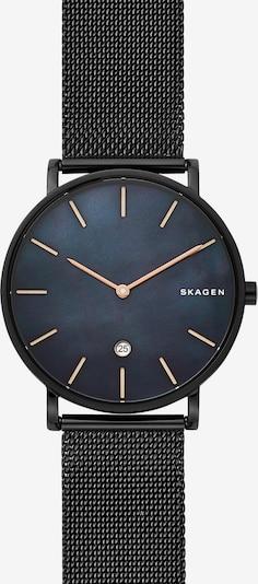 SKAGEN Uhr 'SKW6472' in schwarz, Produktansicht