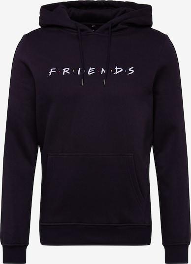 Megztinis be užsegimo 'Friends' iš Mister Tee , spalva - juoda / balta, Prekių apžvalga