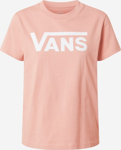 VANS Shirt 'Flying' in rosa / weiß, Produktansicht