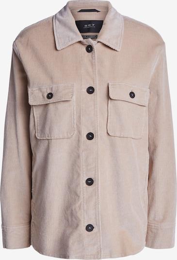 SET Jacke in offwhite, Produktansicht