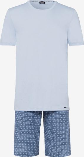 Hanro Pyjama in hellblau, Produktansicht