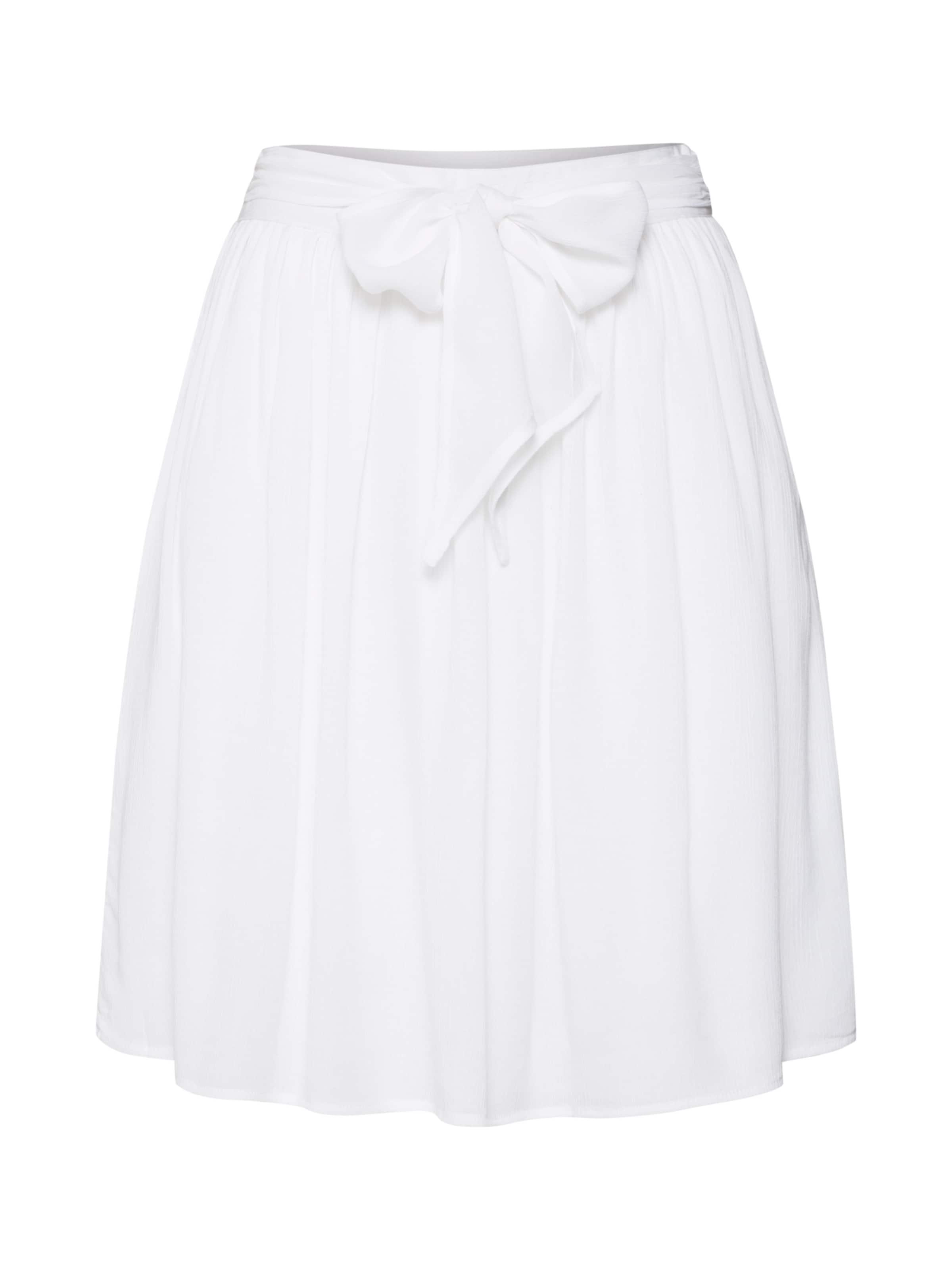 En You About 'naja' Jupe Blanc P8n0kwO