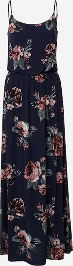 ONLY Kleid 'NOVA' in nachtblau / rosa, Produktansicht