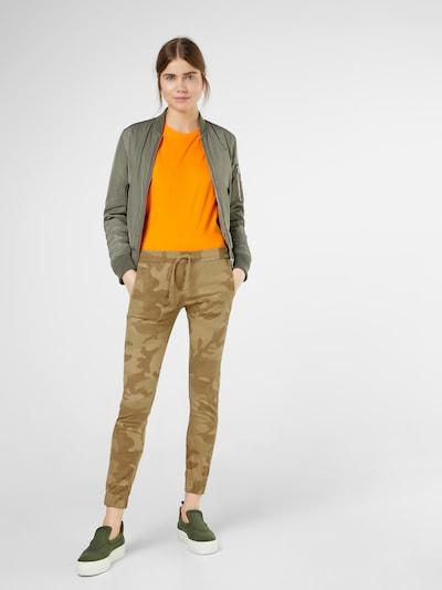 Urban Classics Hose in sand / khaki: Frontalansicht