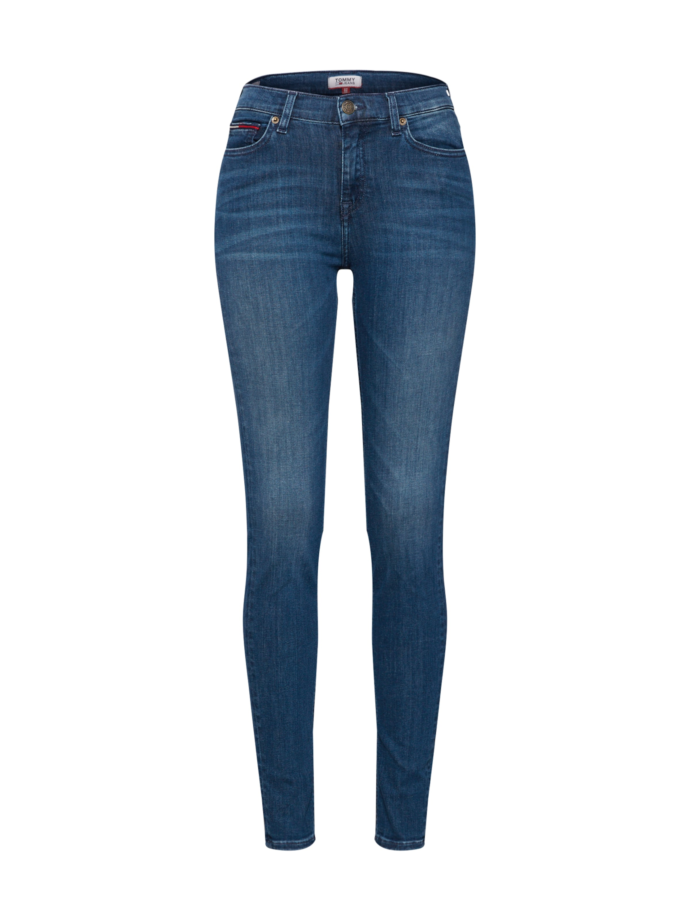 Jeans Skinny Tommy Blue Denim In ' 'nora iukXOwPZlT