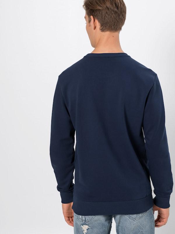 shirt 'btobblinded2' Bleu Beck2beck En MarineNoir Sweat Blanc qMSzVUp