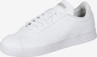 ADIDAS PERFORMANCE Sneaker 'VL Court 2.0' in silber / weiß, Produktansicht