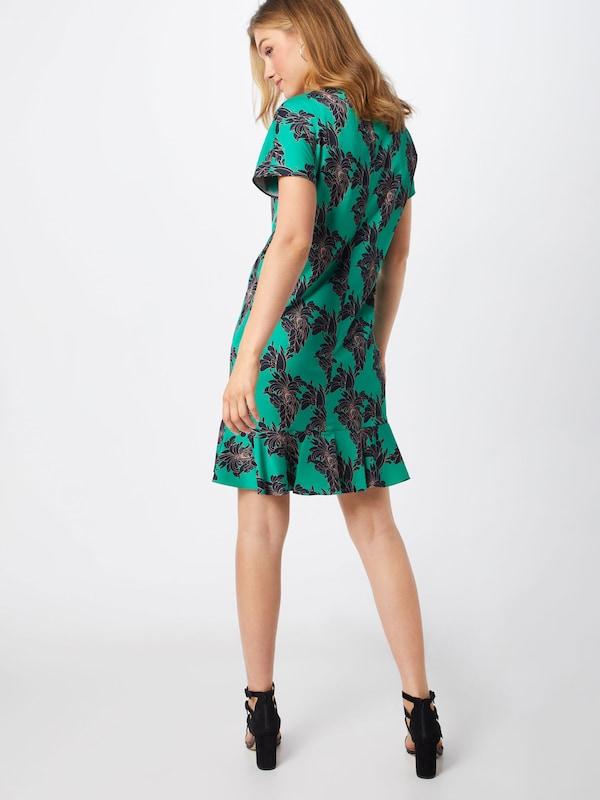 LAUREL Kleid Kleid Kleid '12010' in jade   schwarz  Neue Kleidung in dieser Saison fff149