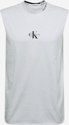 Calvin Klein Jeans T-Krekls pieejami balts, Preces skats