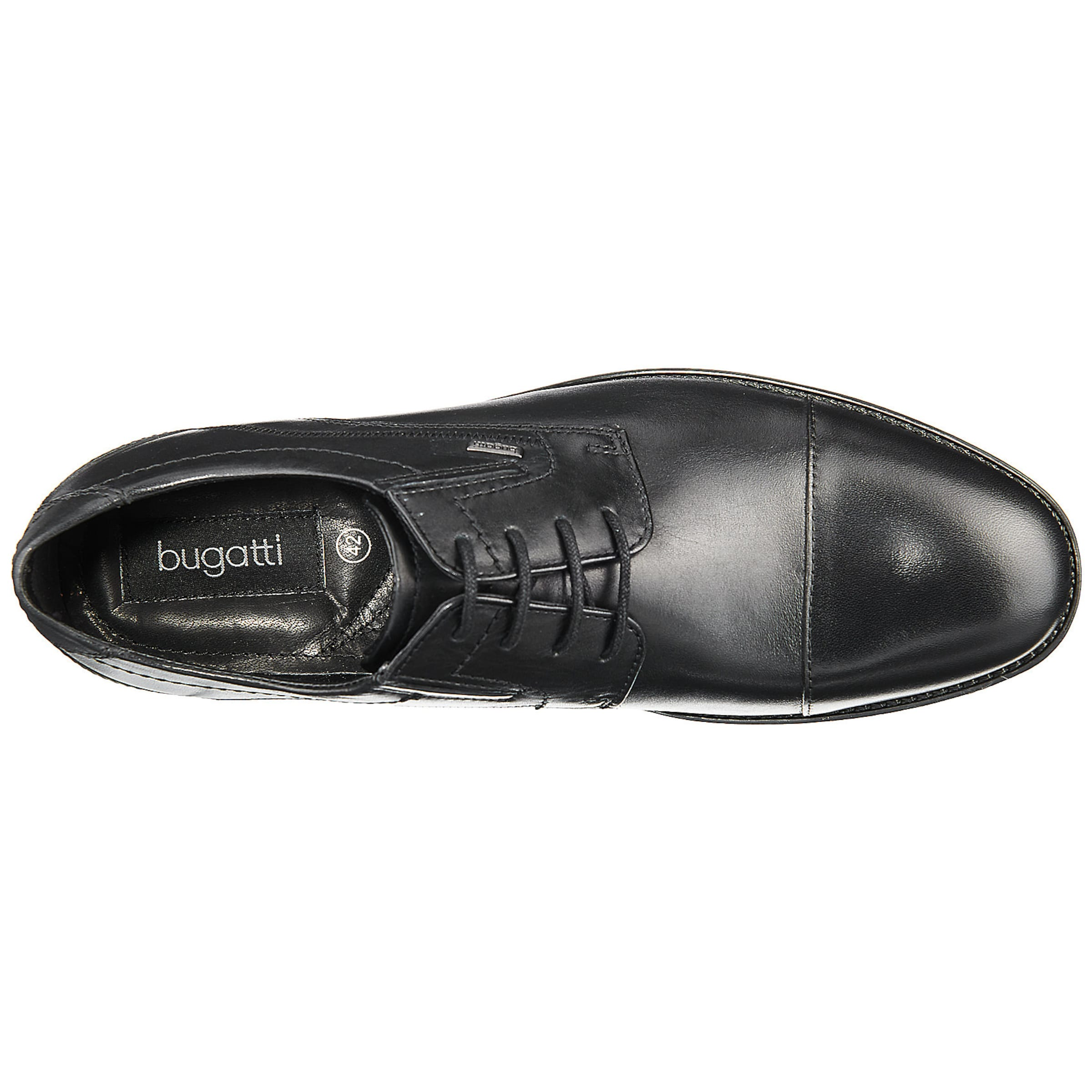 Business Schwarz Business Bugatti Schuhe Schuhe In Bugatti QBWrxoCed