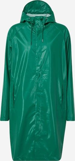 RAINS Functionele mantel in de kleur Groen, Productweergave
