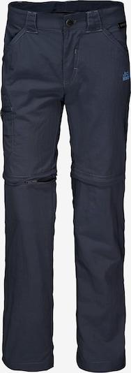 JACK WOLFSKIN Outdoorhose 'Safari' in nachtblau, Produktansicht