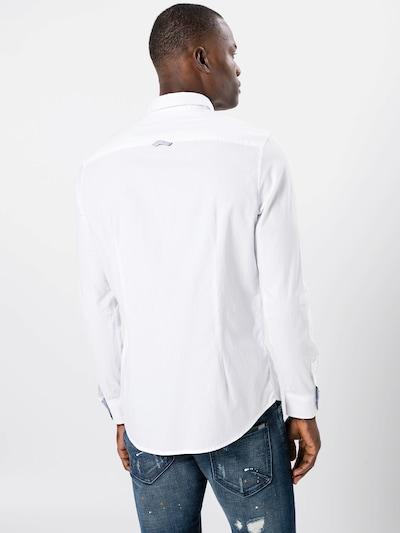 TOM TAILOR Hemd in weiß: Rückansicht
