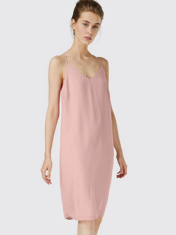 VERO MODA Kleid in rosa | ABOUT YOU