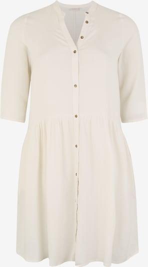 ONLY Carmakoma Dolga srajca 'MIRA' | off-bela barva, Prikaz izdelka