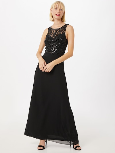 Molly BRACKEN Kleid 'Star' in schwarz, Modelansicht