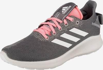 ADIDAS PERFORMANCE Laufschuh 'Senseboots GO W' in grau / pink / weiß, Produktansicht