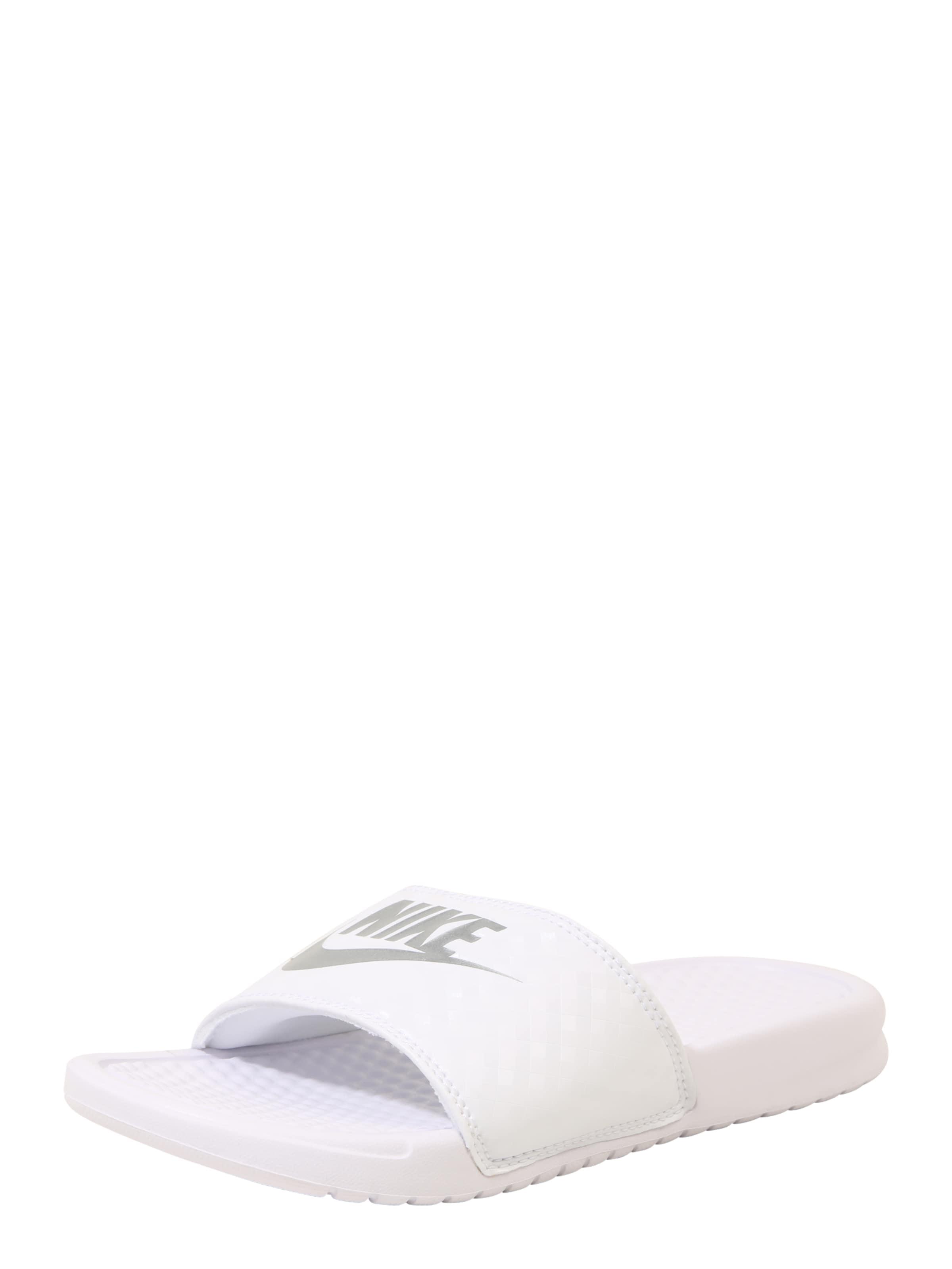 Strand- / Badschoen Benassi Faire Juste Wit Nike