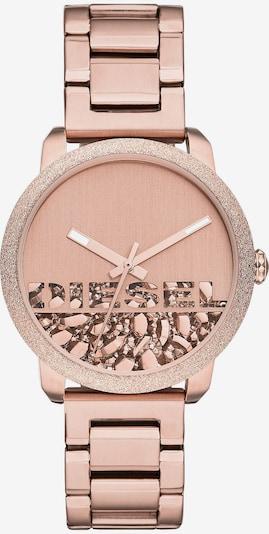 DIESEL Uhr 'Flare Rocks' in rosegold, Produktansicht
