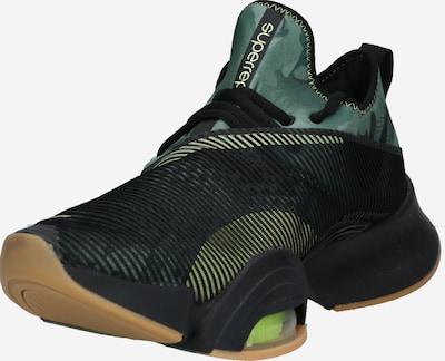 NIKE Buty do biegania 'Nike Air Zoom SuperRep' w kolorze zielony / czarnym, Podgląd produktu