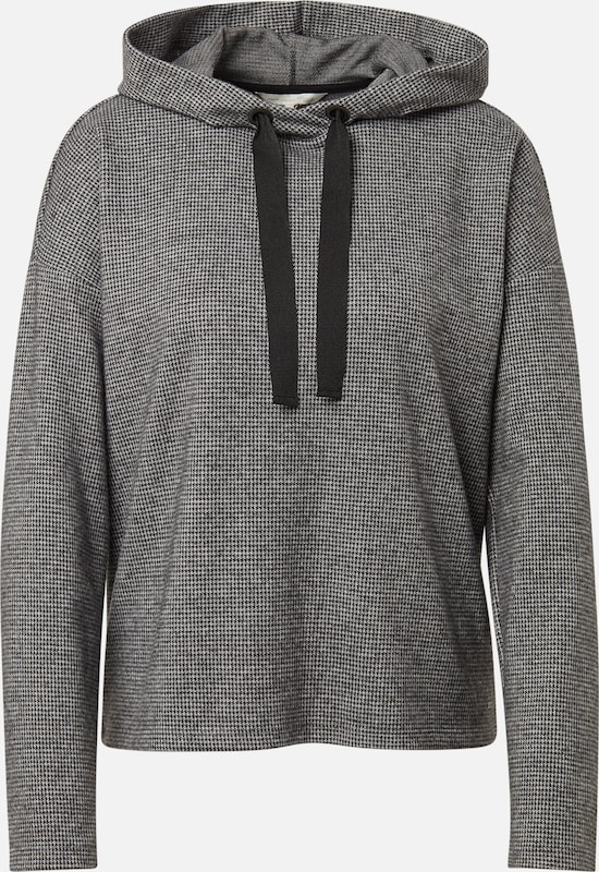 TOM TAILOR DENIM Sweatshirt in grau, Produktansicht