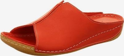 ANDREA CONTI Slipper in rot, Produktansicht
