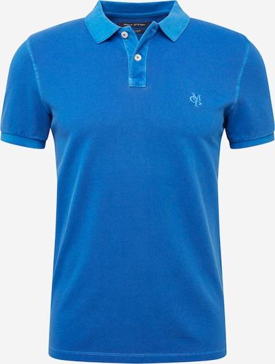 Marc O'Polo Shirt in blau, Produktansicht