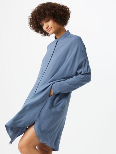Wemoto Kleid 'Elson' in blau, Modelansicht
