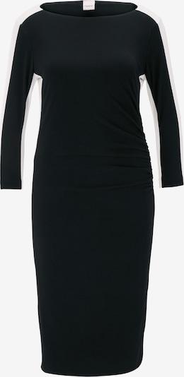 heine Kleid in schwarz / weiß, Produktansicht
