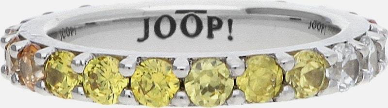 JOOP! Fingerring mit Schmucksteinen JPRG90604B