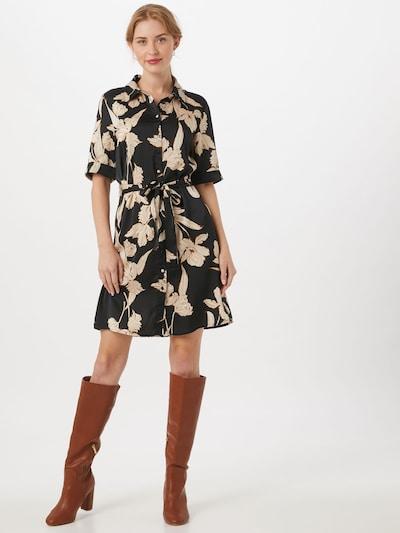 OBJECT Kleid 'Lauren' in schwarz, Modelansicht