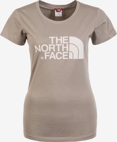 THE NORTH FACE T-Shirt 'Easy' in beige / greige, Produktansicht