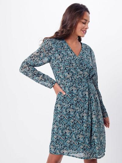 ICHI Kleid 'IHIZZIE' in himmelblau, Modelansicht