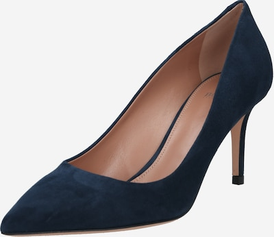BOSS Pumps 'Eddie 70-S' in Dark blue, Item view