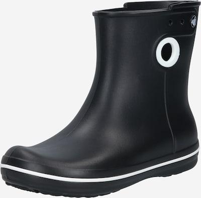 Guminiai batai iš Crocs , spalva - juoda: Vaizdas iš priekio