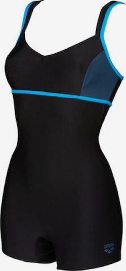 ARENA Badeanzug ' Venus Comb ' in himmelblau / schwarz, Produktansicht