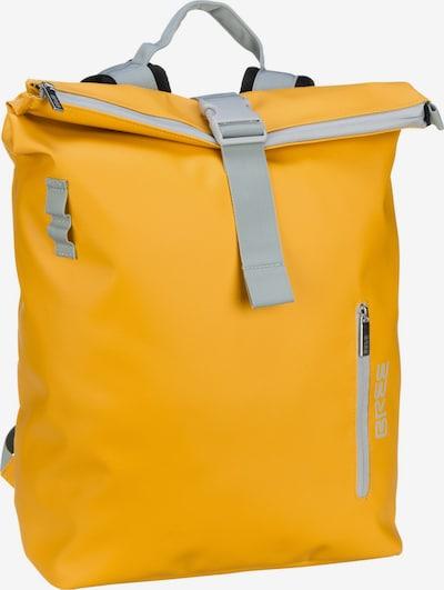 BREE Rucksack 'Punch' in gelb, Produktansicht