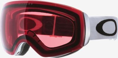Sportiniai akiniai 'Flight Deck' iš OAKLEY , spalva - raudona / juoda / balta, Prekių apžvalga