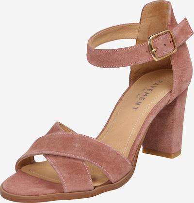 PAVEMENT Sandalette 'Silke' in rosa, Produktansicht