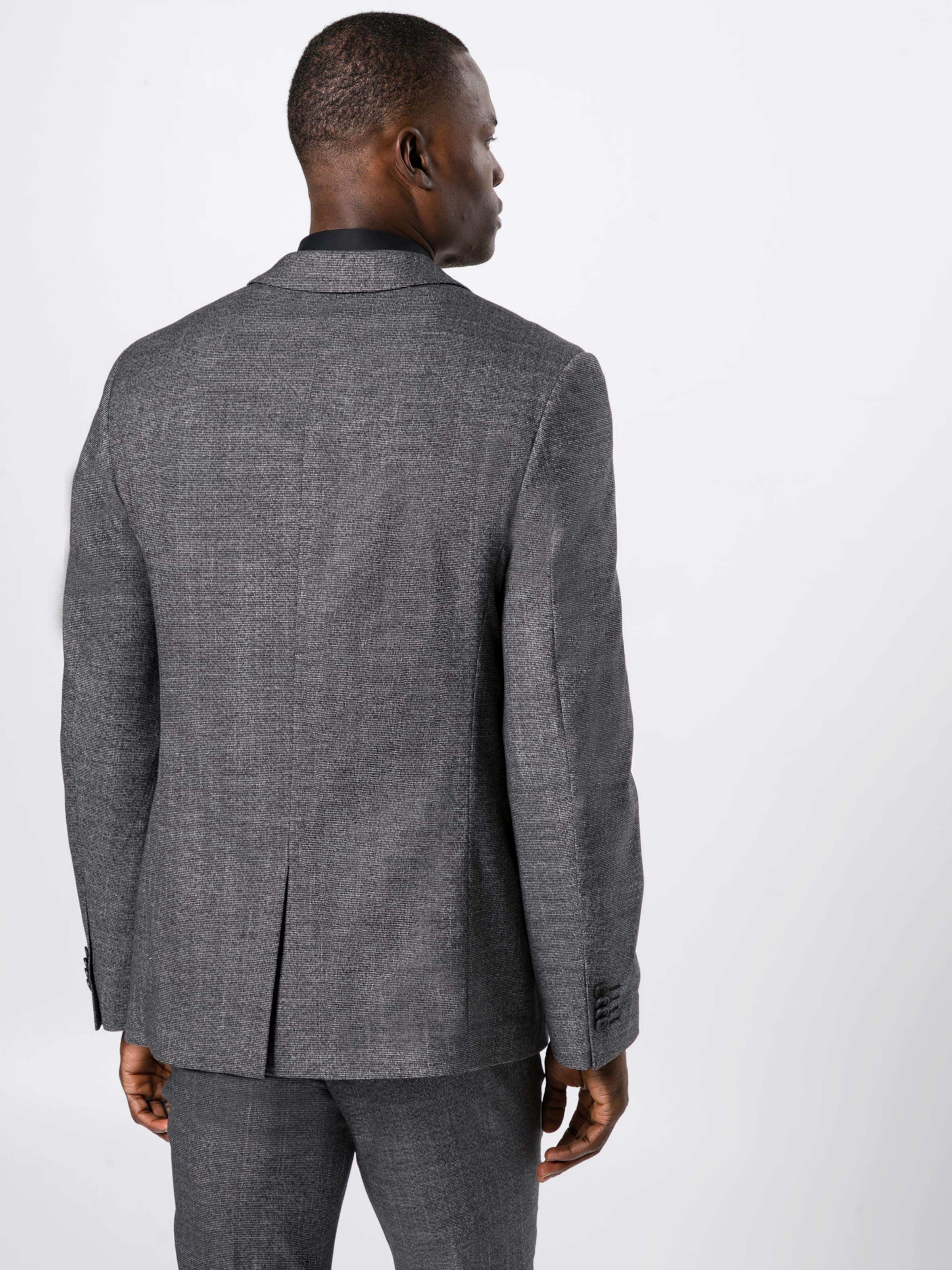 Anzug Kiomi Pepita' 'mini Grau In K3lFcT1J
